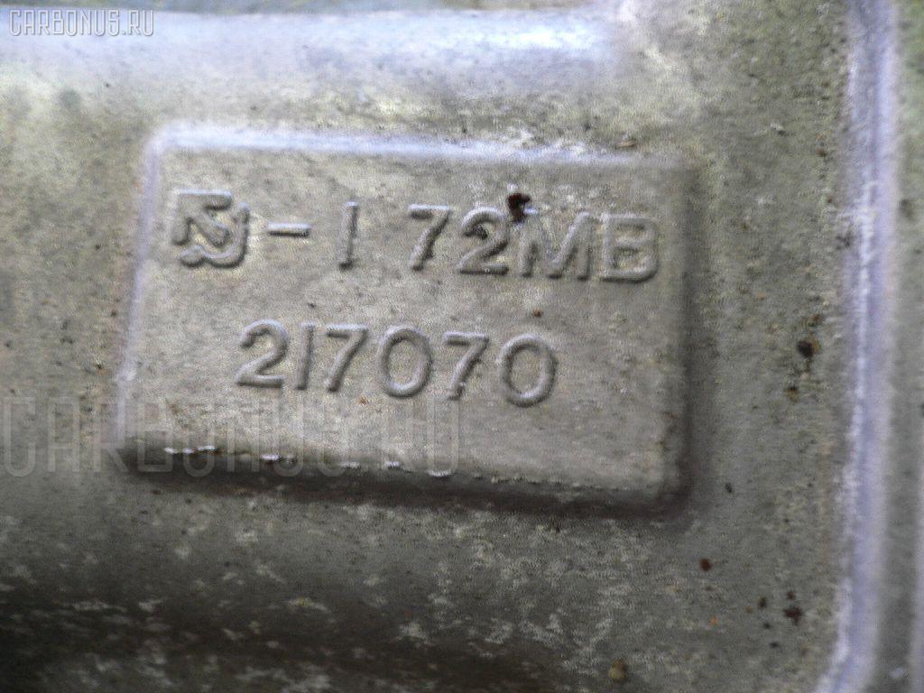 КПП автоматическая SUZUKI SPACIA MK32S R06A Фото 2