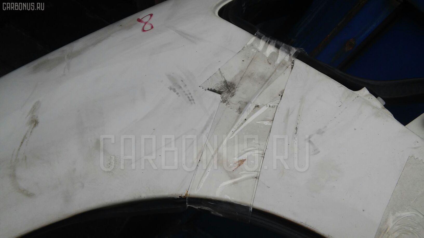 Крыло переднее TOYOTA PROBOX NCP55V Фото 1