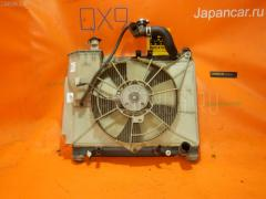 Радиатор ДВС TOYOTA PROBOX NCP55V 1NZ-FE Фото 2