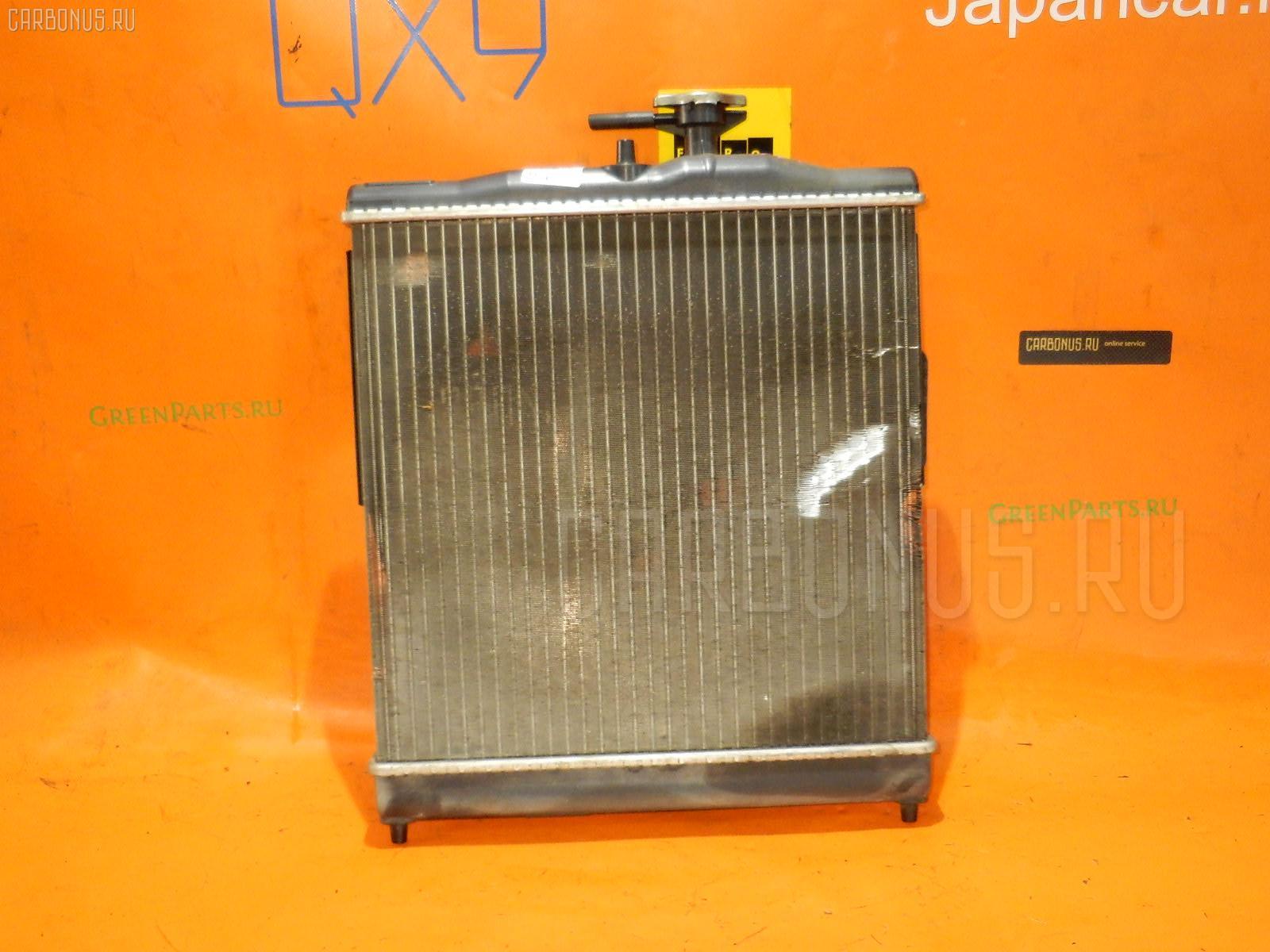 Радиатор ДВС HONDA THAT S JD1 E07Z Фото 2