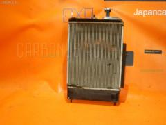 Радиатор ДВС Mitsubishi Ek-wagon H82W 3G83 Фото 1