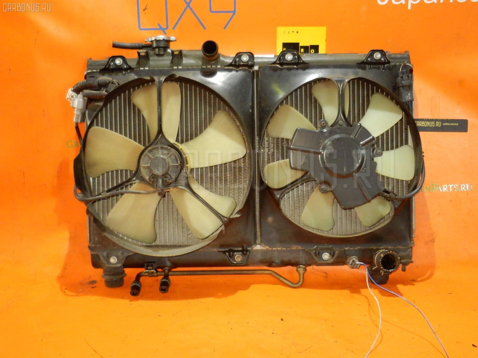 Радиатор ДВС TOYOTA CELICA ST202 3S-GE Фото 1
