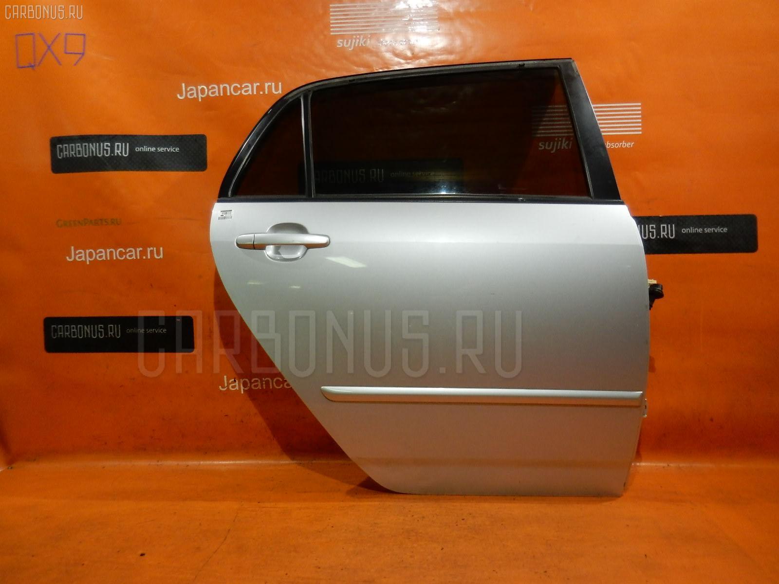 Дверь боковая Toyota Corolla runx NZE121 Фото 1
