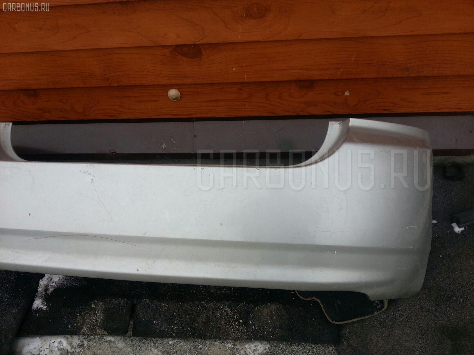 Бампер Toyota Corolla runx NZE121 Фото 1