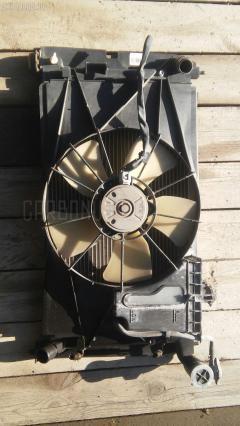 Радиатор ДВС TOYOTA COROLLA RUNX NZE121 1NZ-FE Фото 1