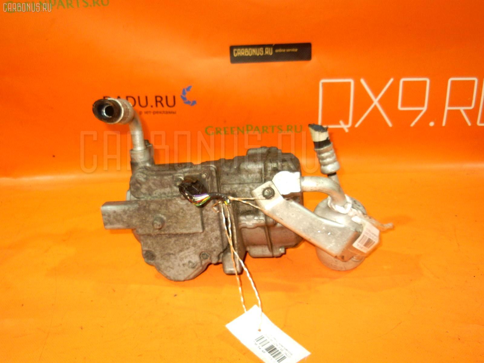 Компрессор кондиционера TOYOTA PRIUS ZVW35 2ZR-FXE Фото 2