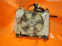 Радиатор ДВС Toyota Bb NCP30 2NZ-FE Фото 5