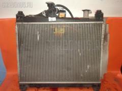 Радиатор ДВС Toyota Bb NCP30 2NZ-FE Фото 4