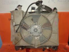 Радиатор ДВС Toyota Bb NCP30 2NZ-FE Фото 3