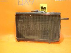 Радиатор ДВС TOYOTA STARLET EP82 4E-F Фото 1