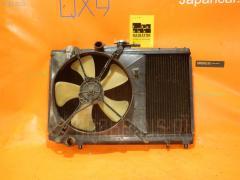 Радиатор ДВС TOYOTA STARLET EP82 4E-F Фото 2