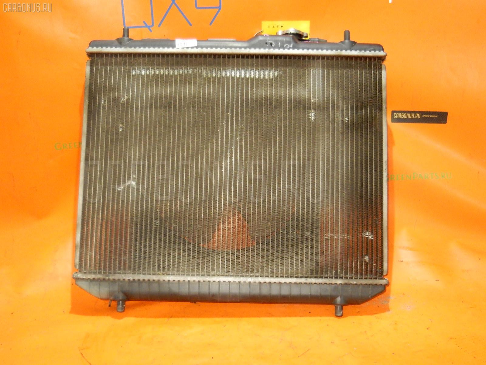 Радиатор ДВС DAIHATSU TERIOS KID J111G EF-DET. Фото 7
