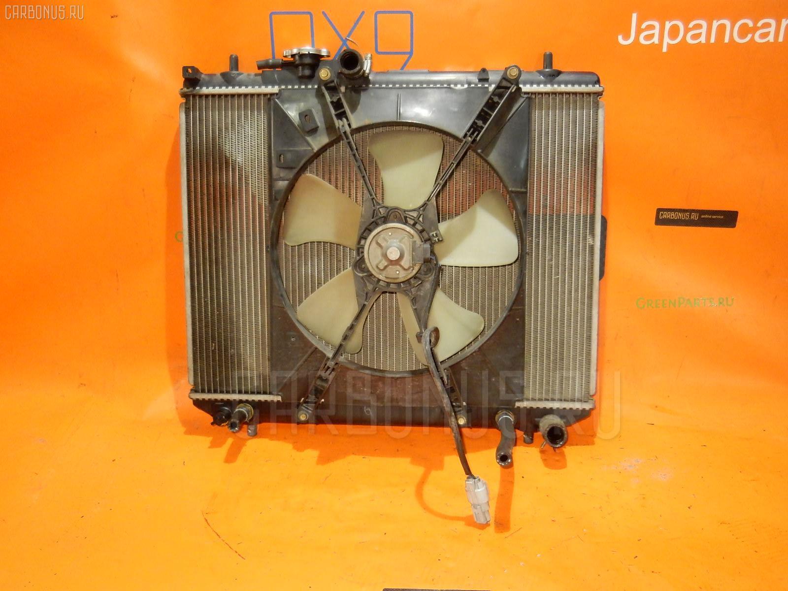 Радиатор ДВС DAIHATSU TERIOS KID J111G EF-DET. Фото 8