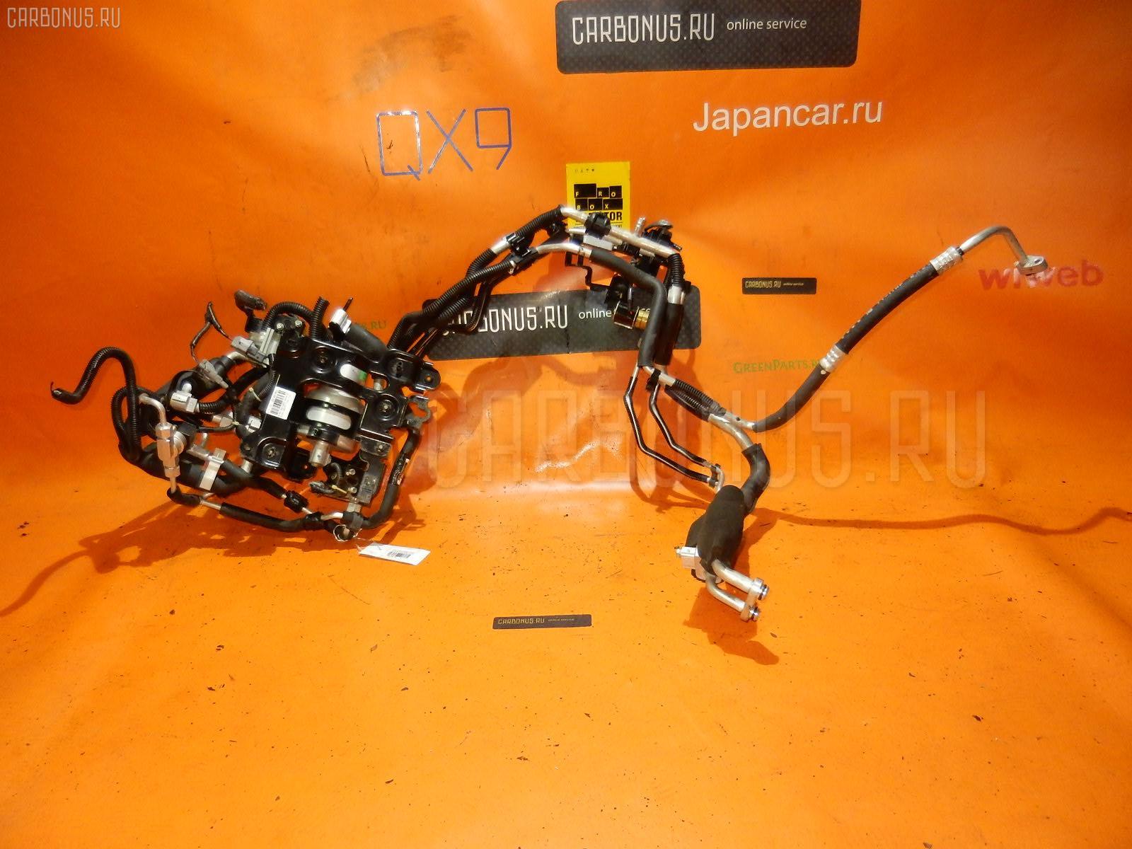 Шланг кондиционера TOYOTA PRIUS ZVW35 2ZR-FXE Фото 1