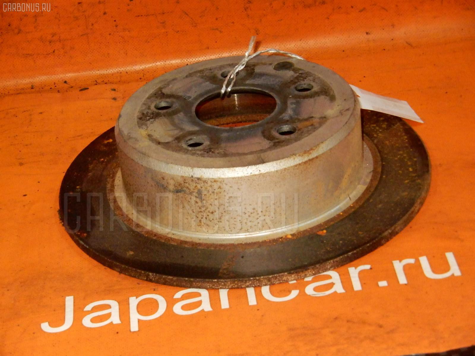 Тормозной диск TOYOTA CHASER JZX105 1JZ-GE Фото 1