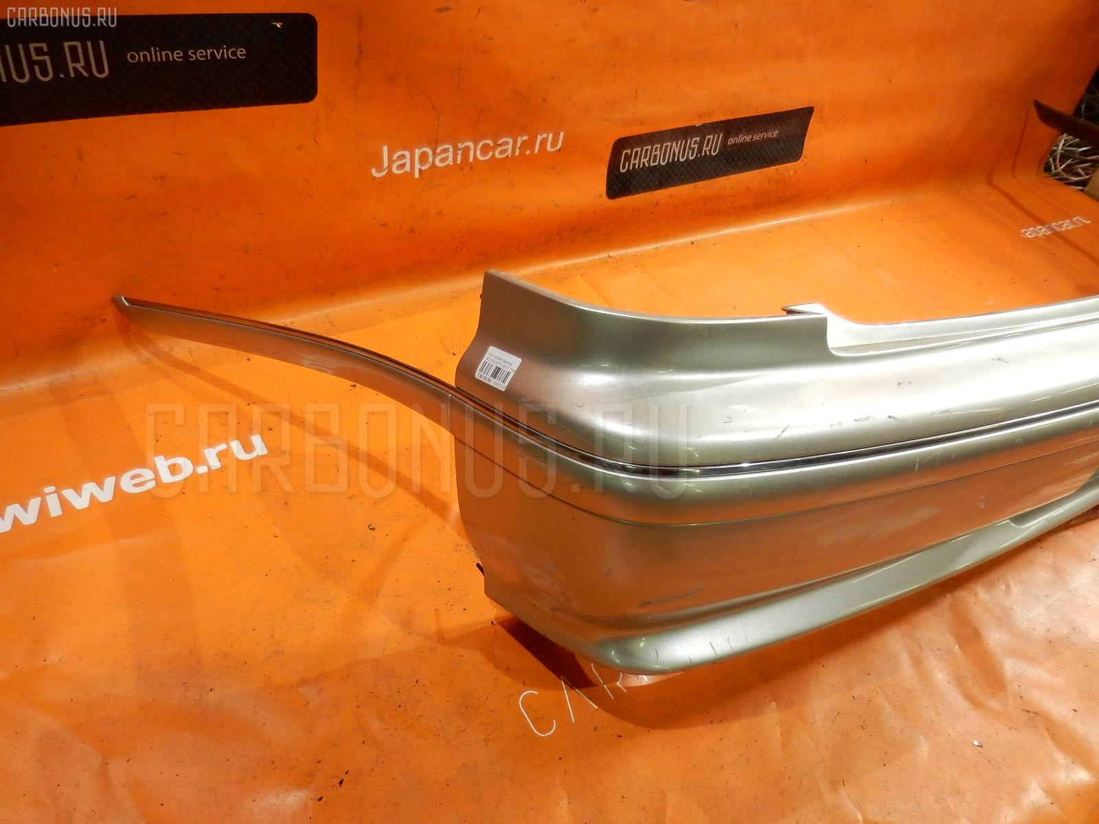 Бампер TOYOTA MARK II JZX105 Фото 3