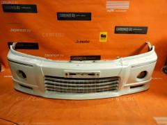 Бампер Nissan Presage NU30 Фото 4