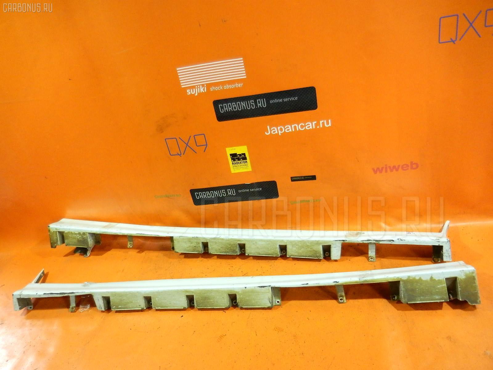 Порог кузова пластиковый ( обвес ) NISSAN PRESAGE NU30. Фото 3