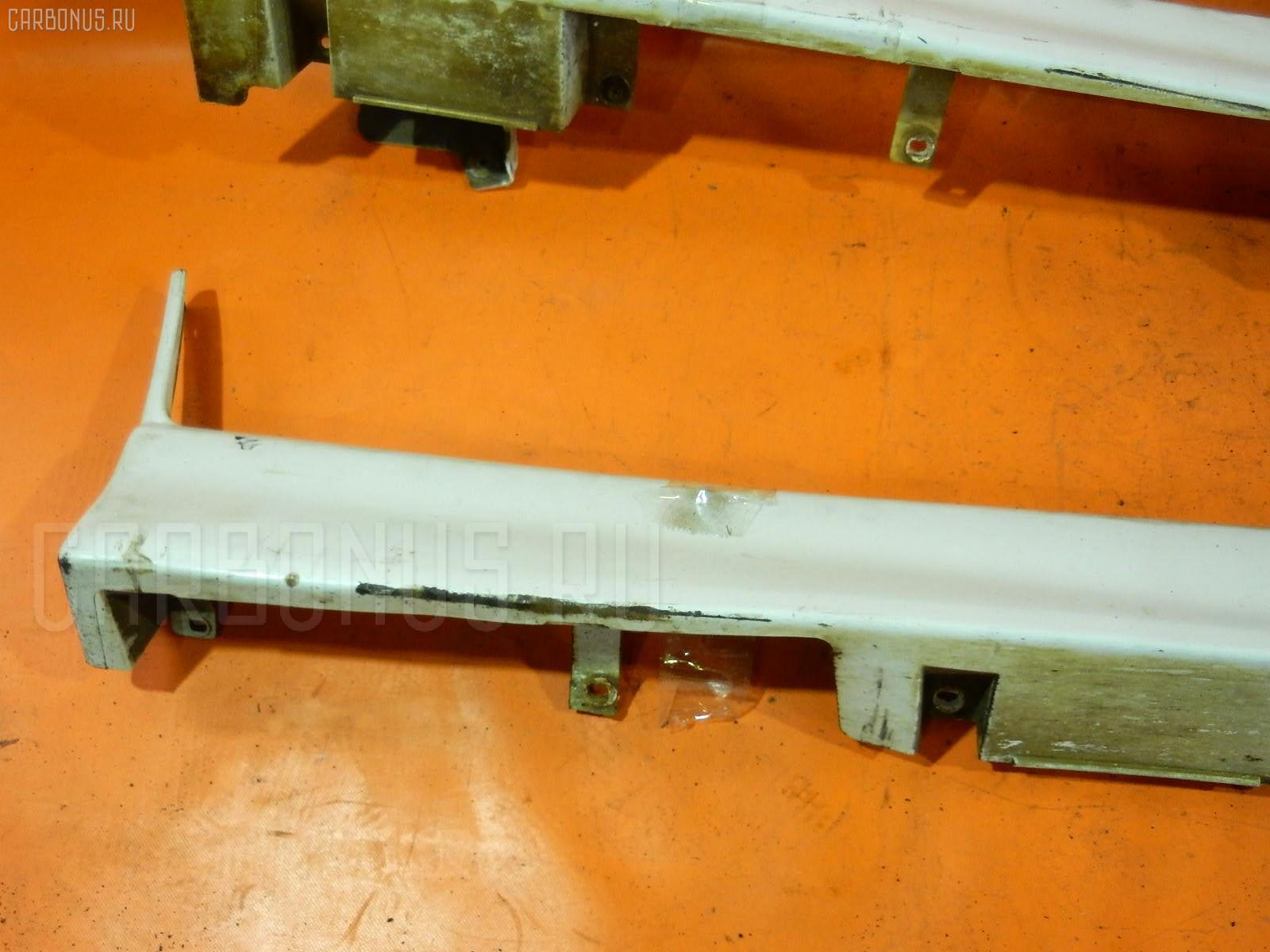 Порог кузова пластиковый ( обвес ) NISSAN PRESAGE NU30. Фото 4