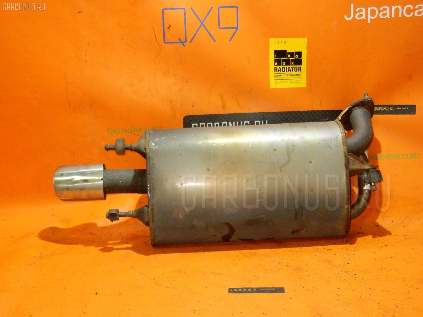 Глушитель TOYOTA WINDOM MCV30 1MZ-FE. Фото 6