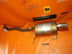 Глушитель Nissan Presage NU30 KA24DE Фото 2