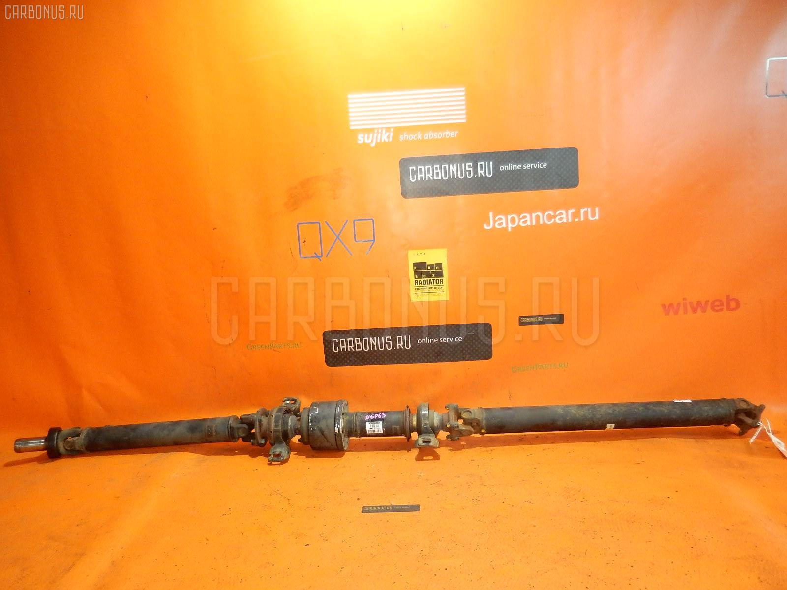 Кардан TOYOTA IST NCP65 1NZ-FE Фото 1