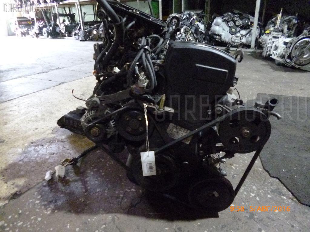 Двигатель TOYOTA STARLET EP82 4E-F Фото 2