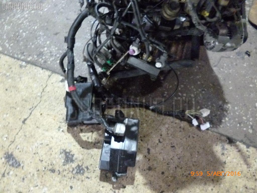 Двигатель TOYOTA STARLET EP82 4E-F Фото 4