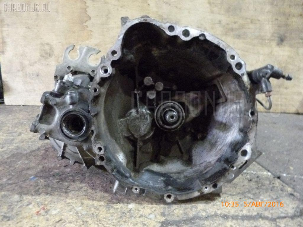 КПП механическая Toyota Starlet EP82 4E-F Фото 1