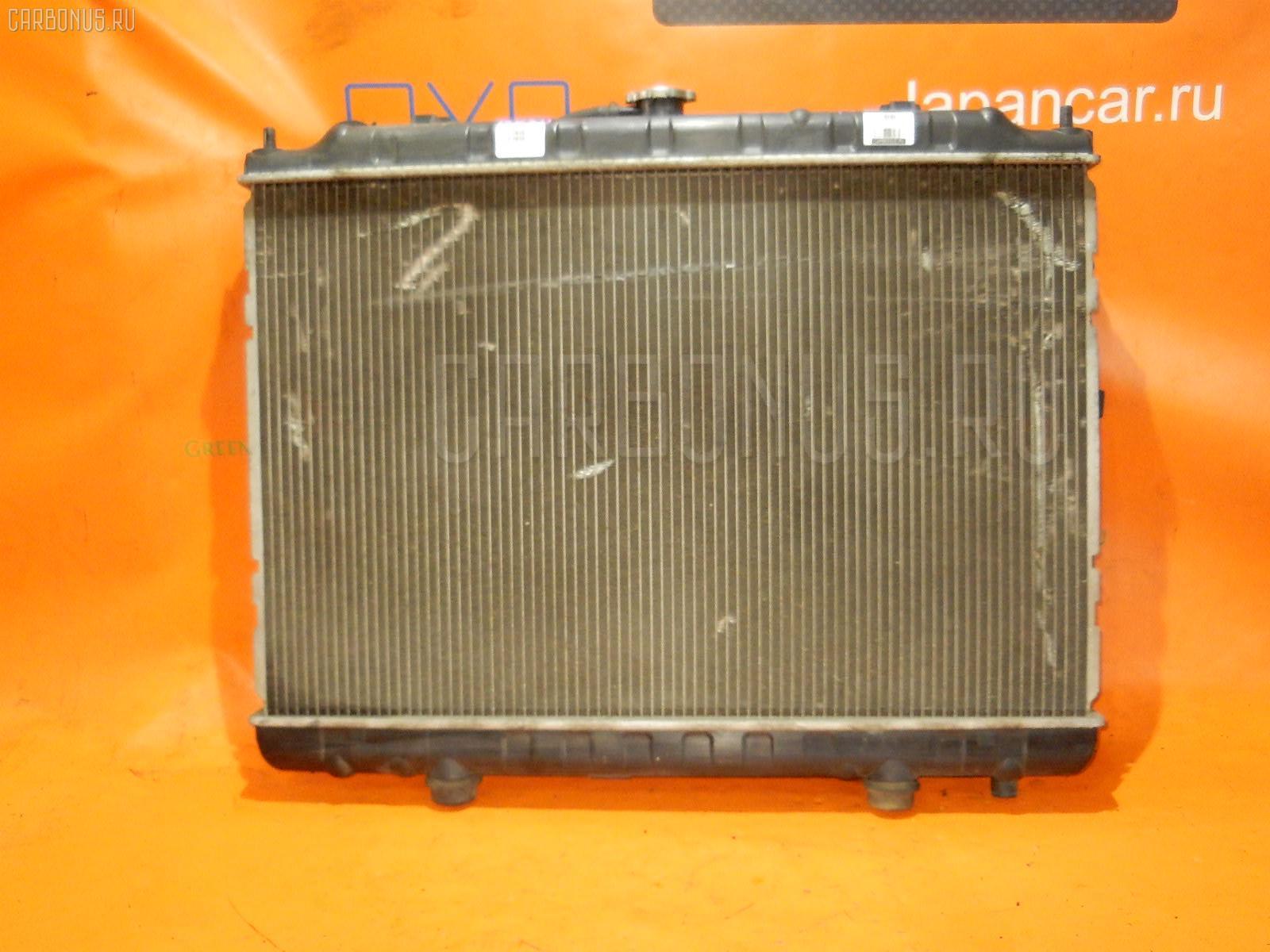 Радиатор ДВС NISSAN PRESAGE NU30 KA24DE. Фото 10