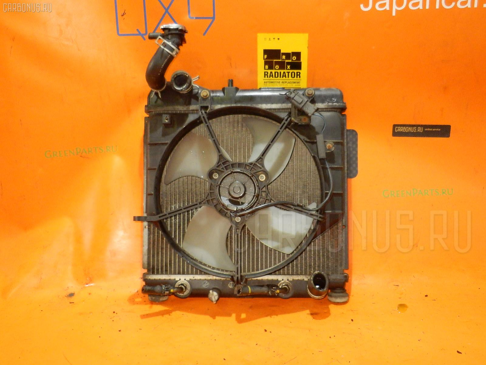 Радиатор ДВС HONDA FIT GD4 L15A Фото 1