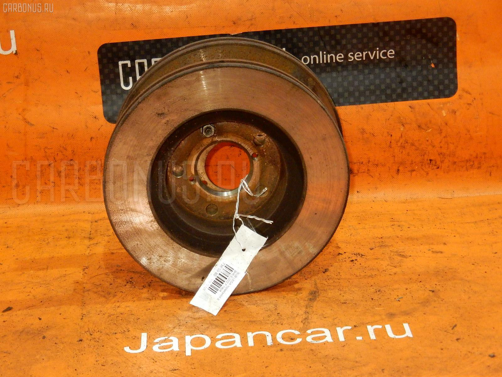 Тормозной диск SUBARU LEGACY WAGON BH5 EJ202 Фото 2