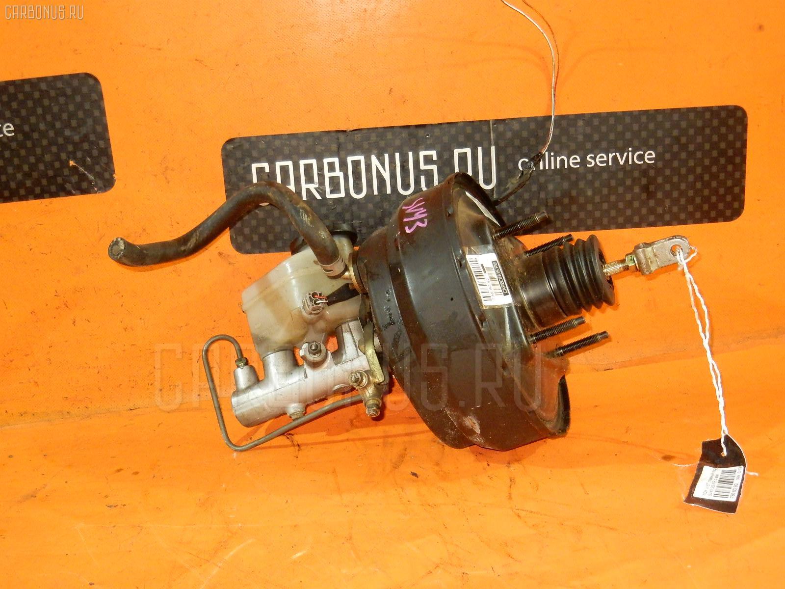 Главный тормозной цилиндр TOYOTA VISTA SV43 3S-FE. Фото 2
