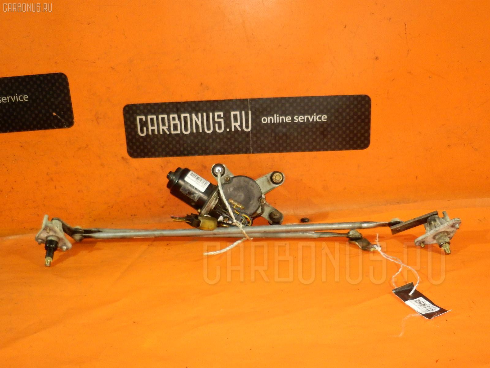 Мотор привода дворников SUBARU FORESTER SF5 Фото 1