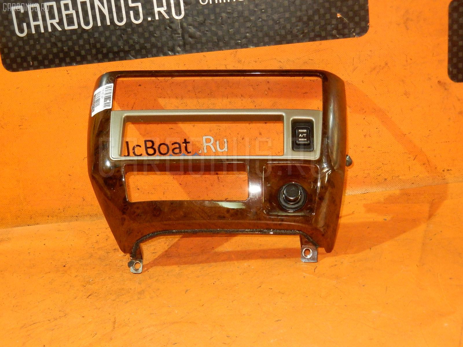 Консоль магнитофона NISSAN PRESAGE NU30 Фото 4