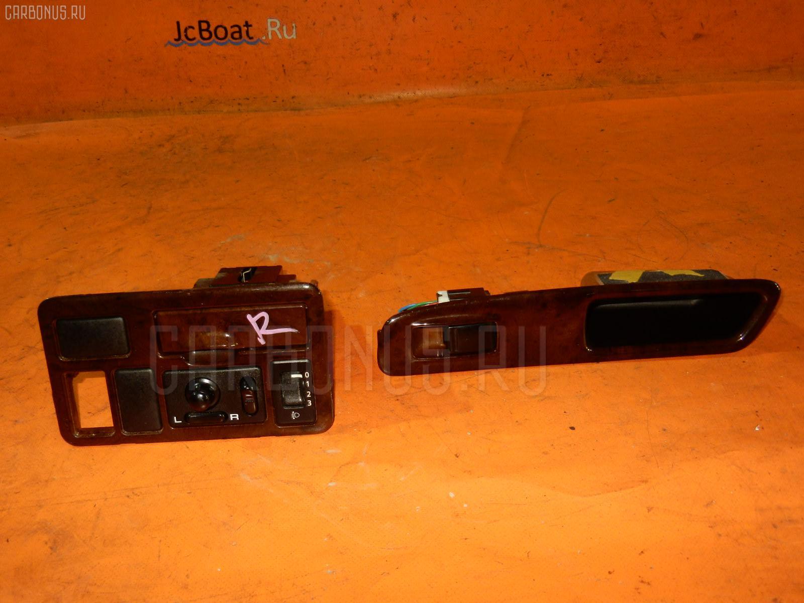 Консоль магнитофона NISSAN PRESAGE NU30 Фото 9