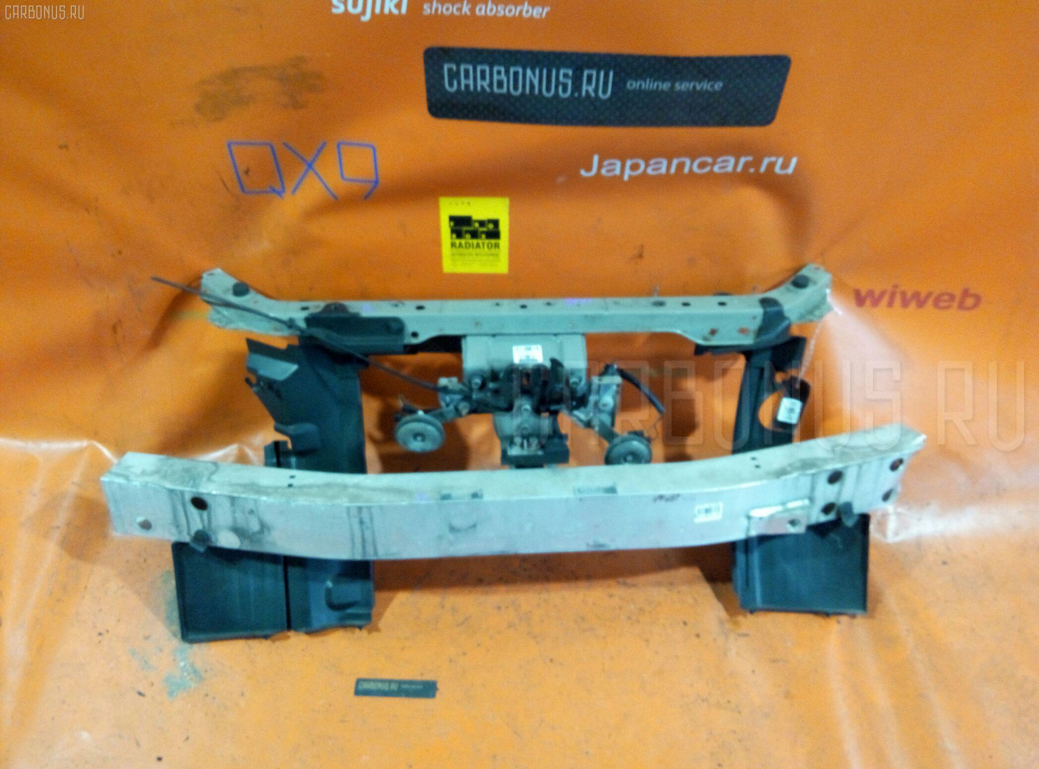 Жесткость бампера NISSAN TIIDA LATIO SC11 HR15DE Фото 2