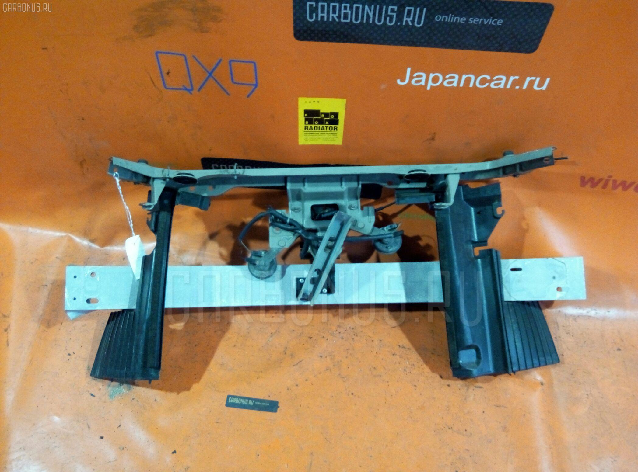 Жесткость бампера NISSAN TIIDA LATIO SC11 HR15DE Фото 1