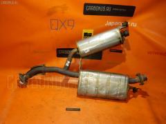 Глушитель Toyota Mark ii JZX105 1JZ-GE Фото 1