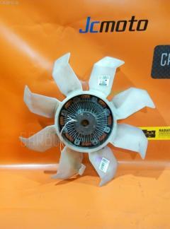 Вискомуфта Mitsubishi Delica space gear PD6W 6G72 Фото 4