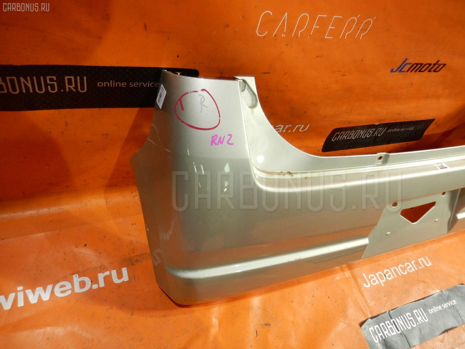 Бампер SUBARU STELLA RN2 Фото 1