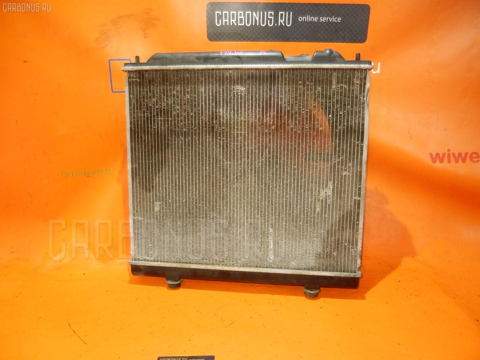 Радиатор ДВС MITSUBISHI DELICA SPACEGEAR PD6W 6G72 Фото 2