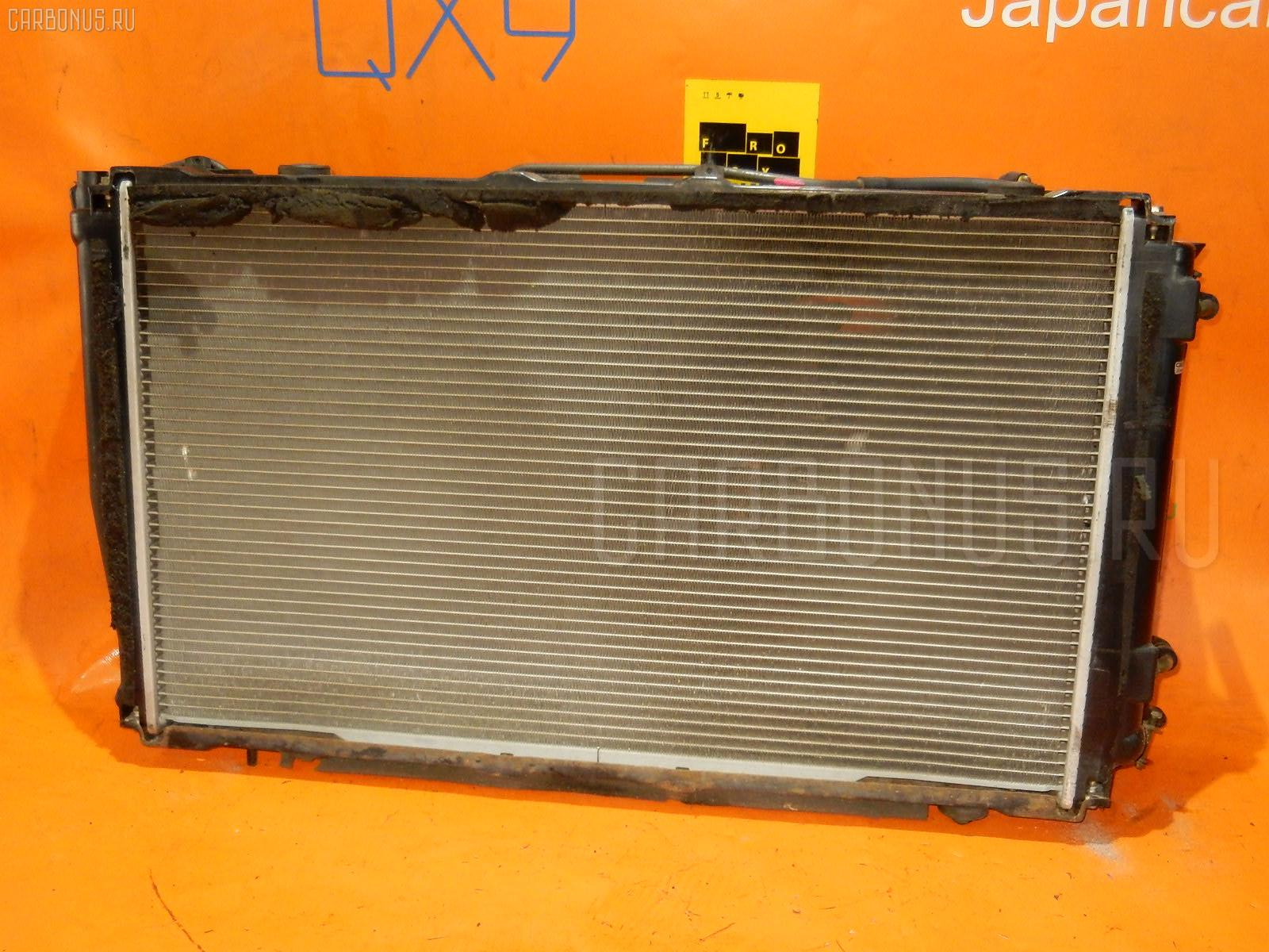 Радиатор ДВС SUBARU FORESTER SF5 EJ20T Фото 1