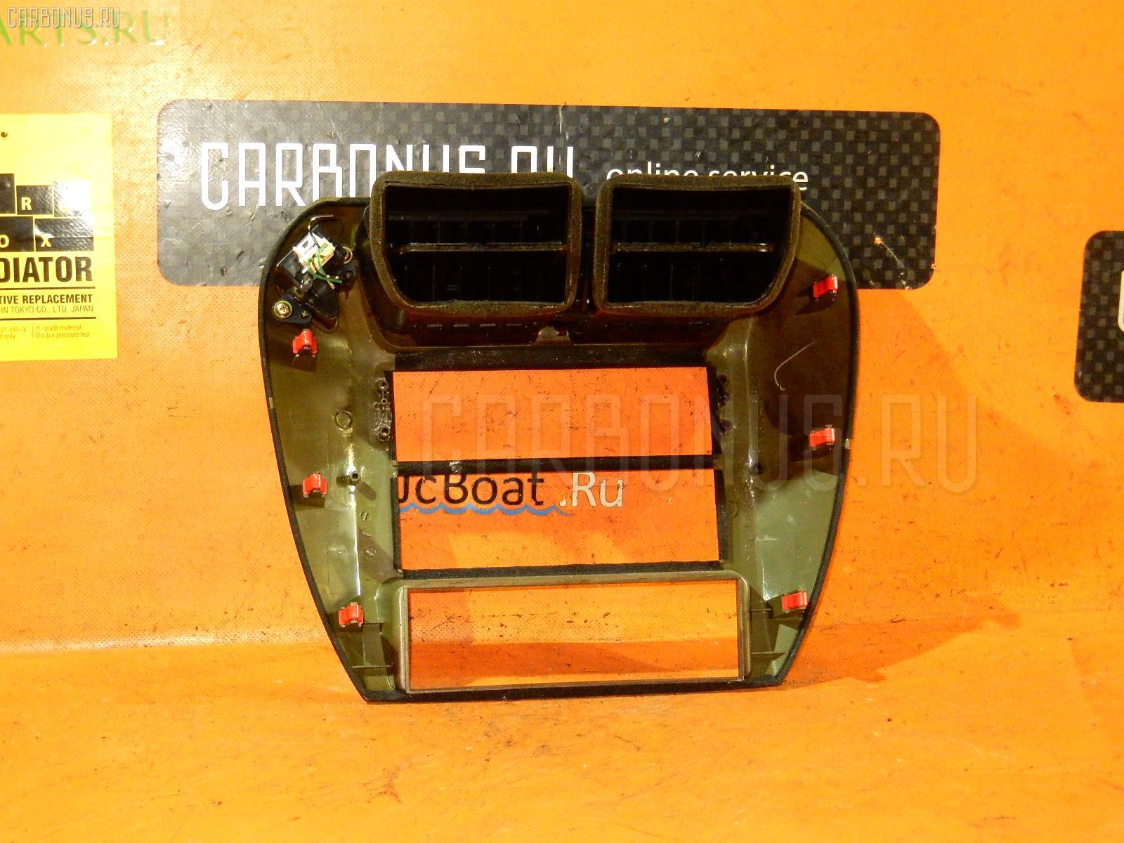 Консоль магнитофона MITSUBISHI CHARIOT GRANDIS N94W. Фото 9