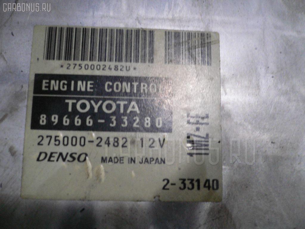 Двигатель TOYOTA WINDOM MCV30 1MZ-FE. Фото 5