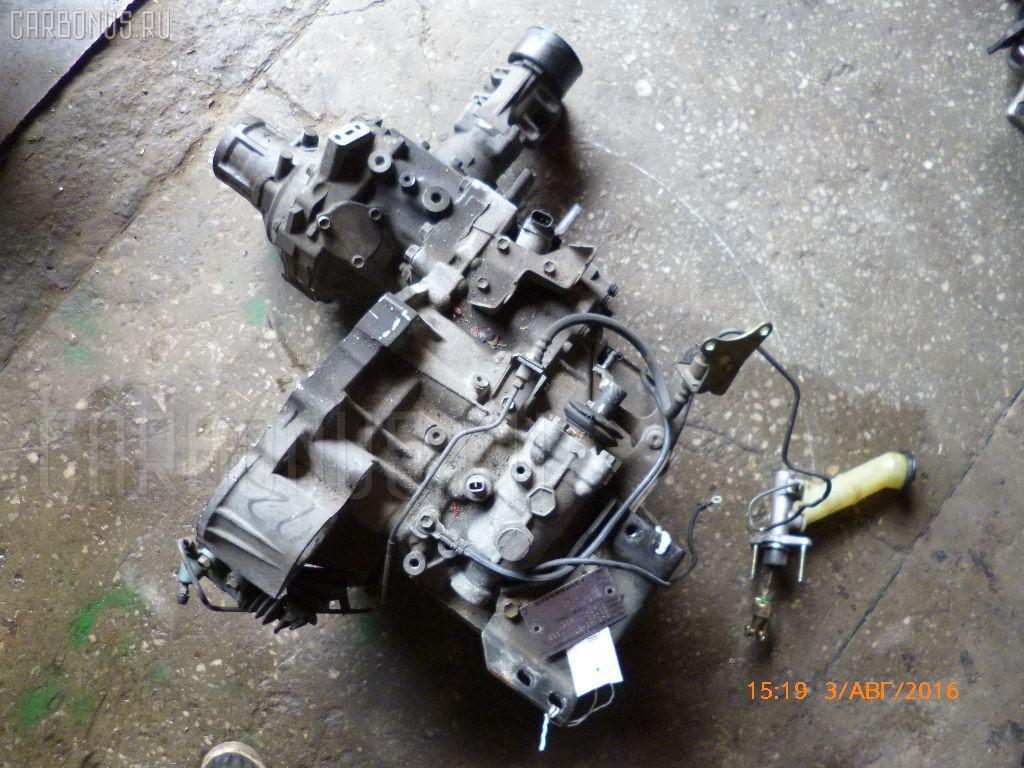 КПП механическая TOYOTA VISTA SV43 3S-FE Фото 13