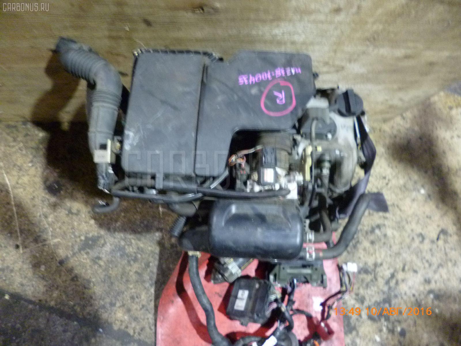 Двигатель SUZUKI ALTO HA23S K6A Фото 10