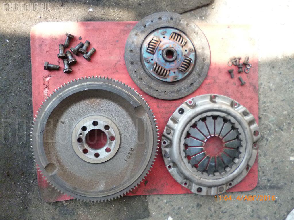 КПП механическая NISSAN VANETTE SK22MN R2 Фото 4