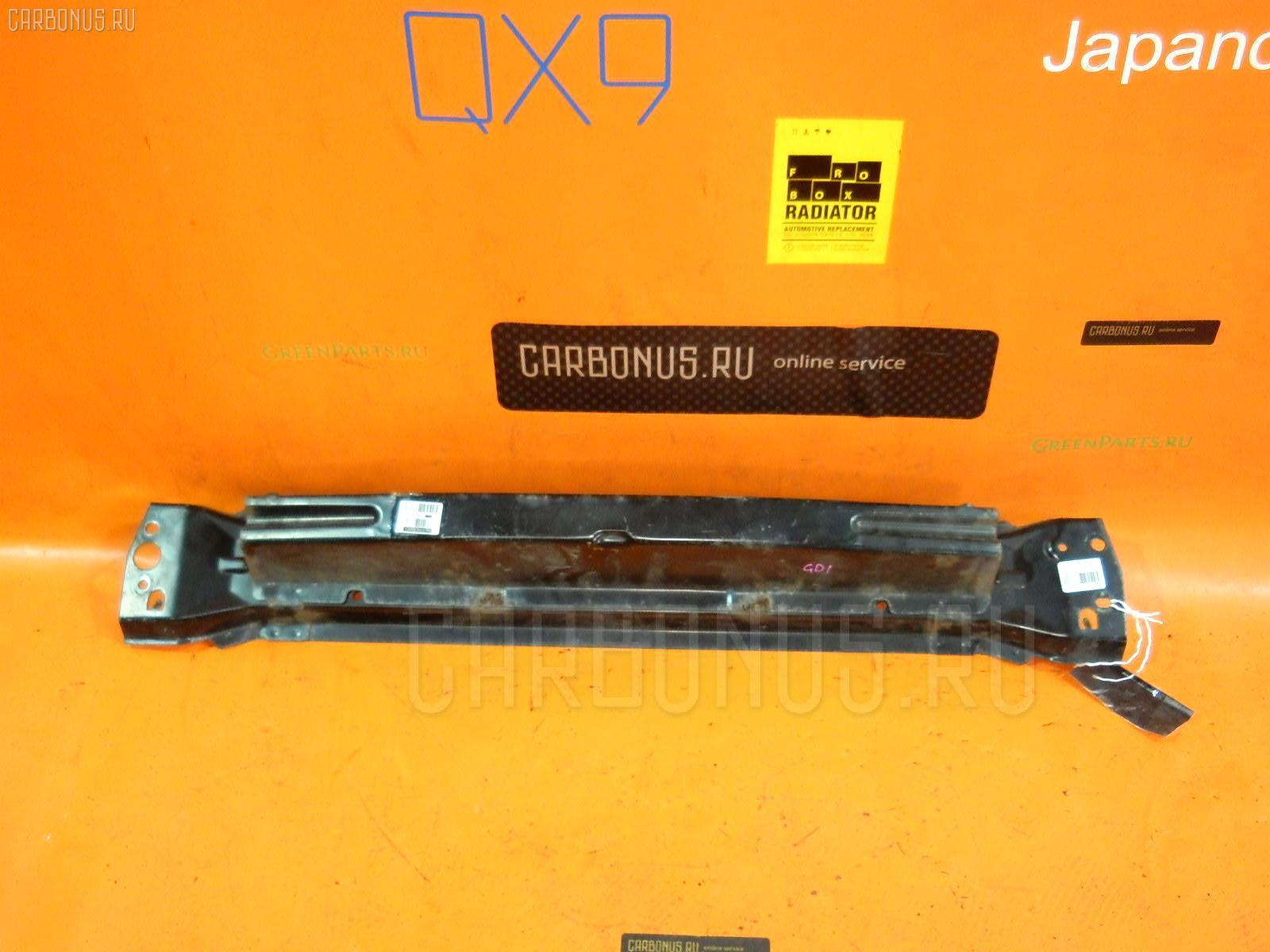 Жесткость бампера Honda Fit GD1 Фото 1