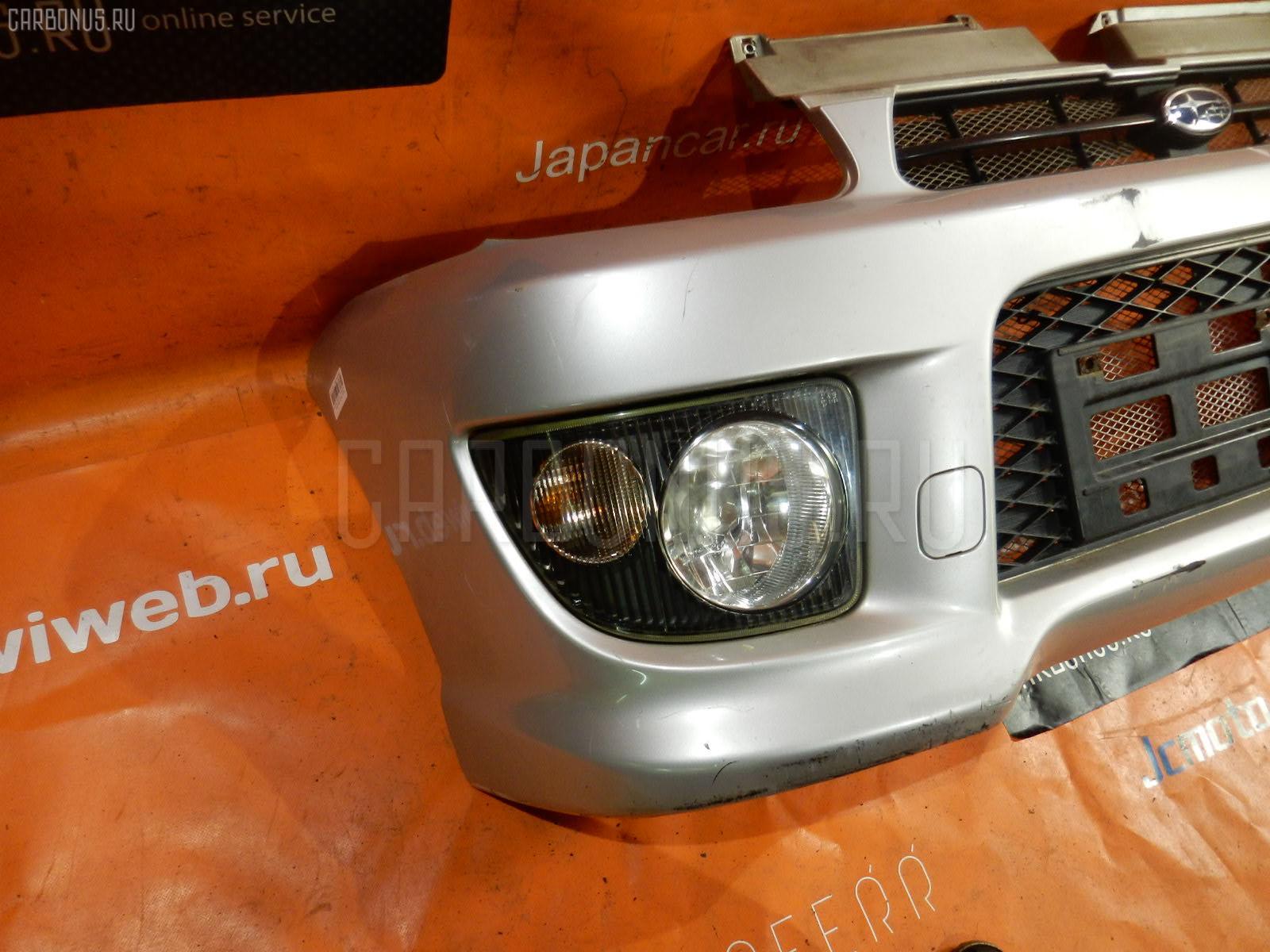 Бампер SUBARU PLEO RA2 Фото 4